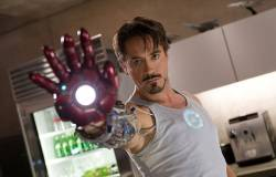 Iron Man HD (movie)